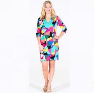 Dresses & Skirts - SOLD Tracy Negoshian 🧡Jordann Dress Size Large💞